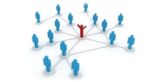 Human Networks - public domain