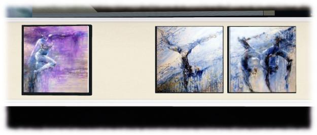 Crossworld Gallery MiraBelle Artist (MarieLou DeCuir)