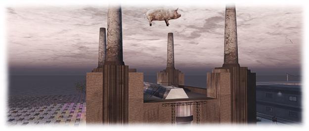 Furillen: Pink Floyd Ate My Sim