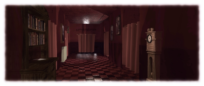 One of the darker aspects of Susan's Diary, an immersive horror / mystery game