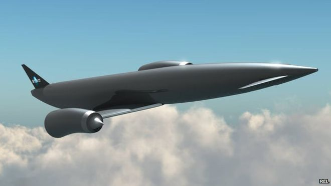 REL's Skylon is a potential vehicle for their SABRE air-breathing rocket motor
