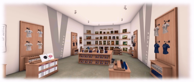 The Vordun: gift shop