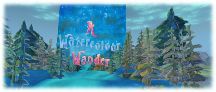 A Watercolour Wander