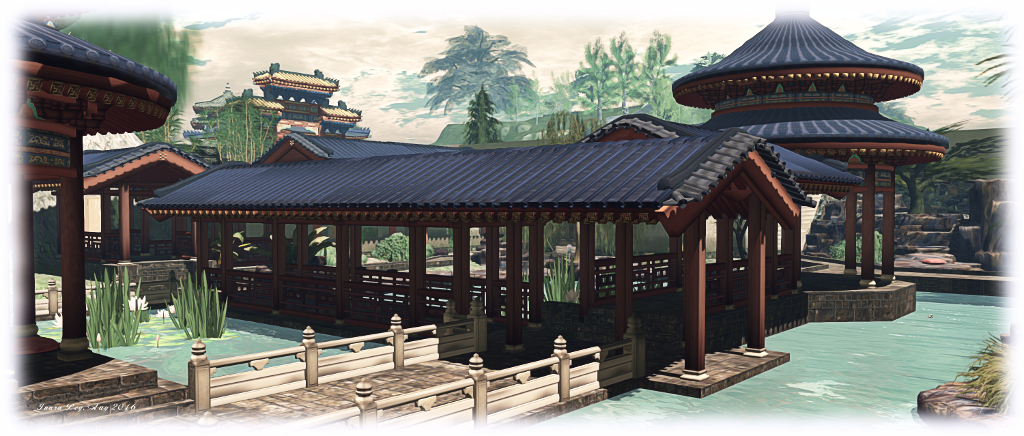 A Chinese Garden in Second Life – Inara Pey: Living in a Modemworld