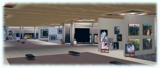 Kultivate / Windlight Gallery Summar Art Show: 2D art space