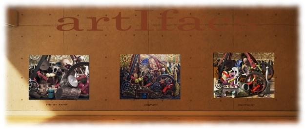 DaphneArts : ArtIfacs