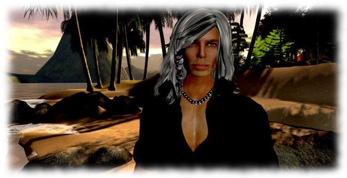 "Bernhard McIntyre "" ""My avatar is [my] co-creator, equal partner in sharing feelings, co-owner of feelings and emotions."""