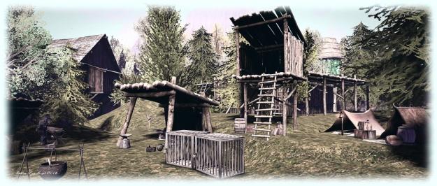 Revenland: Revenland Forest - bandit territoy!