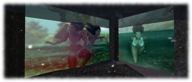 The White Canvas Gallery: Submerged
