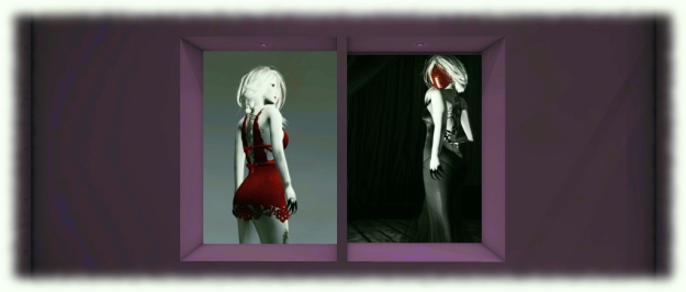 DixMix Gallery: Woman In Red