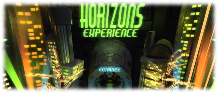 The Horizons Experience (November 2016) is one of the Mole's most recent projects