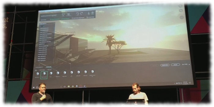 A further (brief) look at Sansar's editing environment