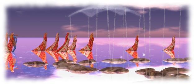 Sapphire Mirror Lake, Fantasy Faire 2016