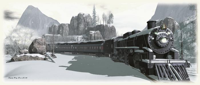 DRD Arctic Express