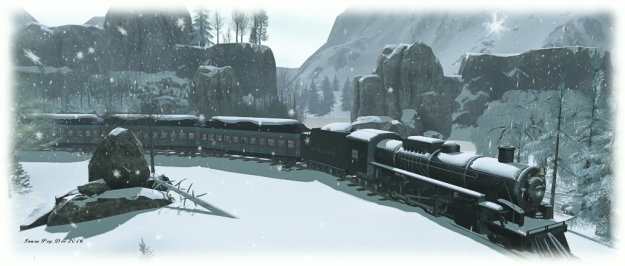 The DRD Arctic Express