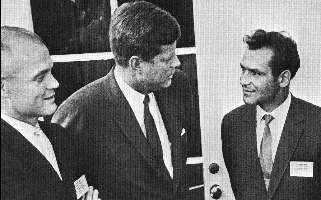 Time Modem - Kennedy andlt;Ich Bin Ein Berlinerandgt;