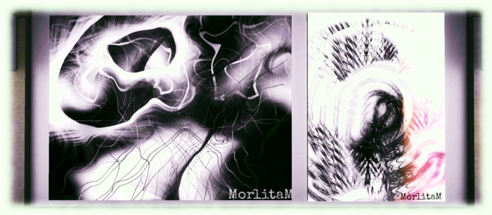 Morlita Quan; Abstract Line Art Gallery
