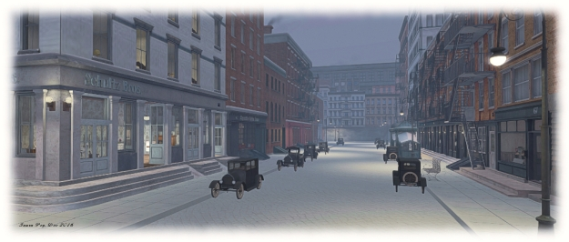 1920s New York Project