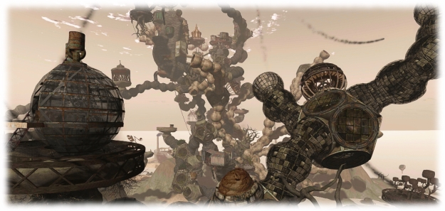 A Petrovsky Flux - no longer in Second Life