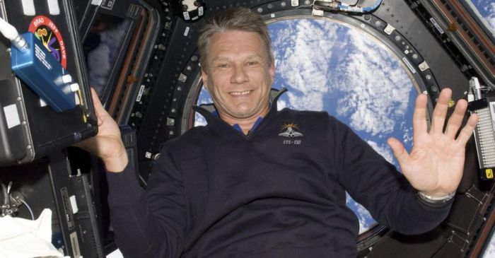 Piers Sellers ( April 11th, 1955 – December 23rd, 2016): climatologist and astronaut