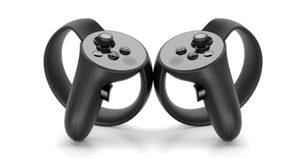 Oculus Touch: shipping December 6yh, price: US $199.00