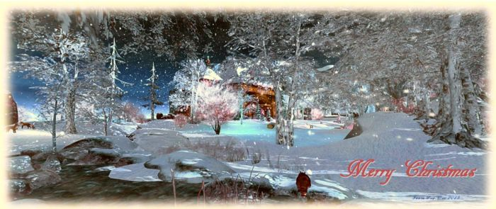 Image: Calas Galadhon Christmas region, 2015