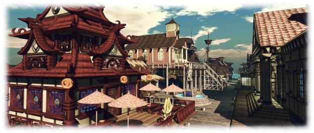 The freeport of Flotsam