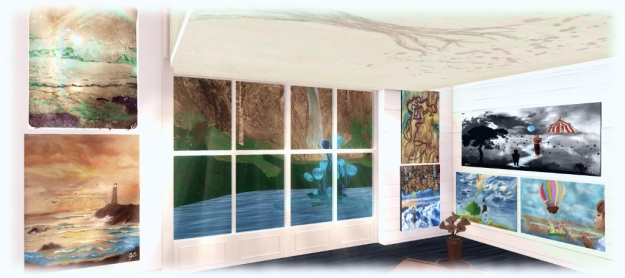 Ocean Inside Me Gallery
