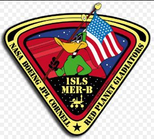 Opportunity's mission patch. Credit: NASA