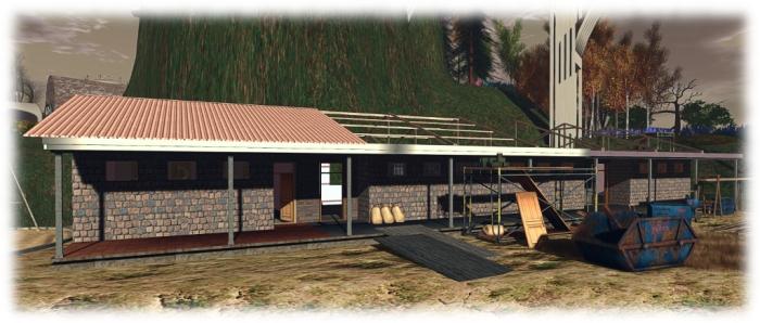 ragVR: the LLK / FAS Kenya school model