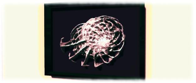 Fossil Fractals