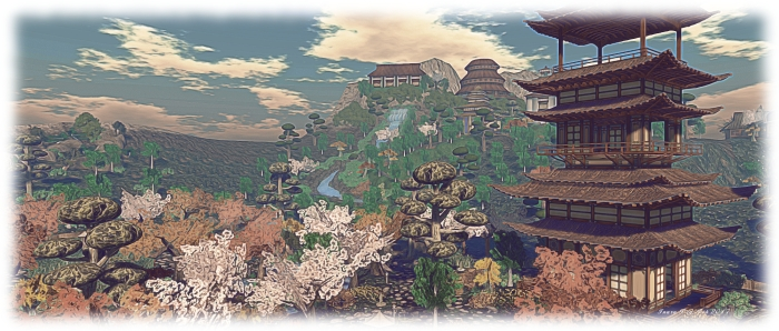 Shareta Osumai Tea Gardens - links in article; click any image for full size