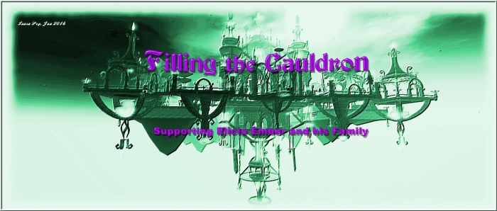 Filling the Cauldron - click to visit the website