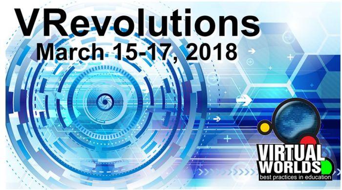 0c21f56f9443 VWBPE 2018. The 2018 Virtual Worlds Best Practice ...