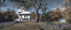 Isla Pey: summer house