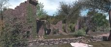 Holly Kai: old ruins