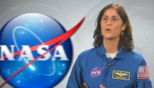 Sunita Williams - first person to run a marathon in space. Credit: India Today