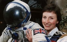 Helen Sharman - first Briton in space. Credit: UK Goverment