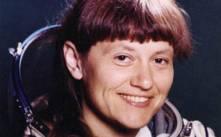 Svetlana Savitskaya - first female space walker: Credit: Unknown