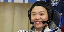 Yi So-yeon -first South Korean in space.Via India Today