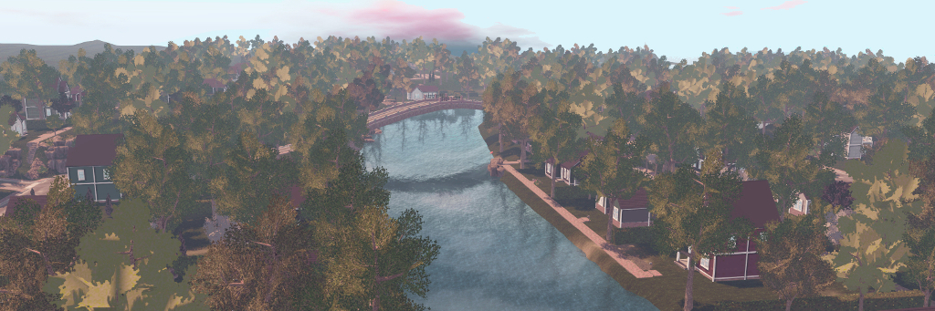 Lab launches new Linden Homes – Inara Pey: Living in a Modem World